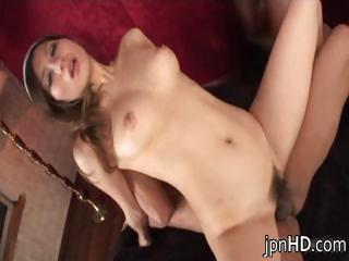 Daiya Nagore in a hot threesome gets part4