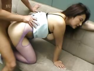 Perfect hairy anal makinglove from Tokyo