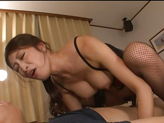Lovely japanese woman