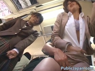 Free asian bus sex