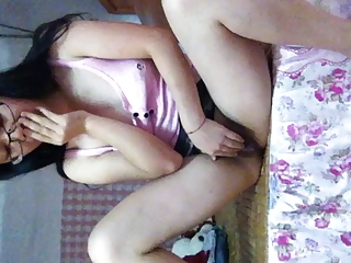 Chinese Student Strip and Play