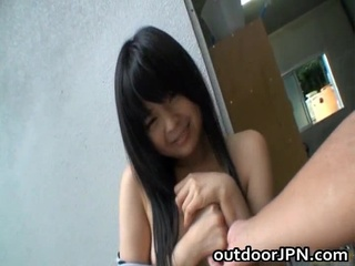 Anri nonaka Asian hawt Babe outdoor drilled