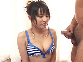 Hot Chinese chick Sensuous lick