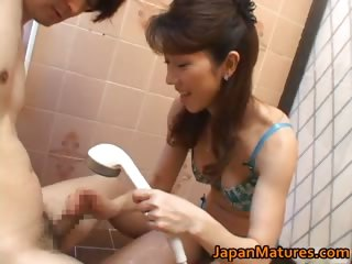 Misuzu Shiratori real asian doll gives part4